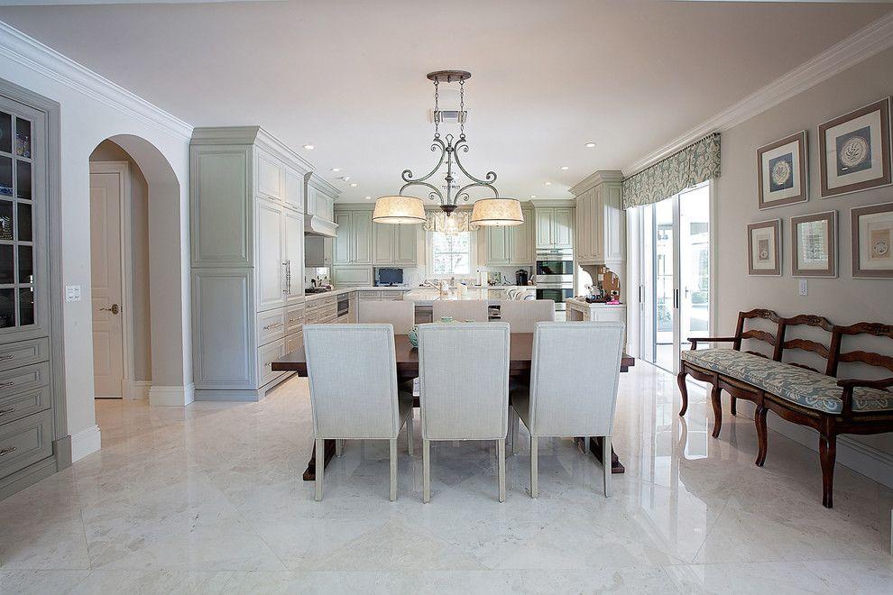 Hibachi Grill Miami for a Traditional Kitchen with a Traditional Kitchen and Estate Home by Mouw Associates, Inc