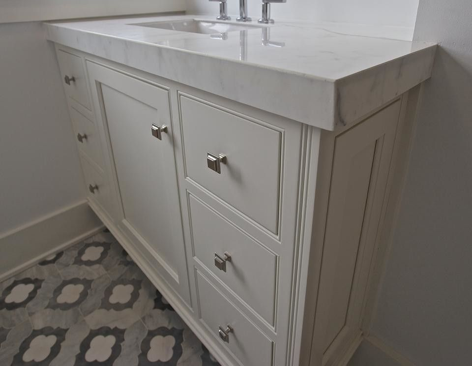 High Tide Charleston Sc for a Transitional Bathroom with a Walker Zanger and Dalton Street 2, Daniel Island, Sc by Shelter Custom Built Living