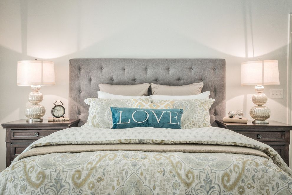 Highland Lakes Nj for a Contemporary Bedroom with a Lake Highlands Home Staging and Vacant Home Staging   Arborside, Lake Highlands by Design by Keti
