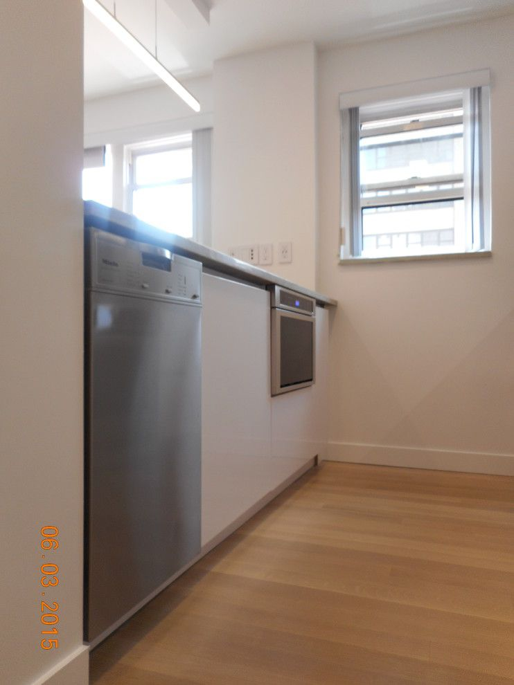 Highline Auto Sales for a Modern Kitchen with a Alnosign and Down Town East Side Project by Retail Sales Manager / Designer / Alno New York