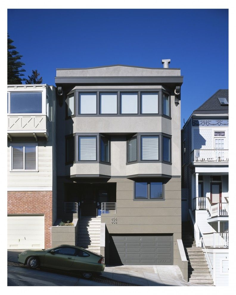 Hillmeade Apartments for a Modern Exterior with a Hillside and Morcos by John Lum Architecture, Inc. Aia