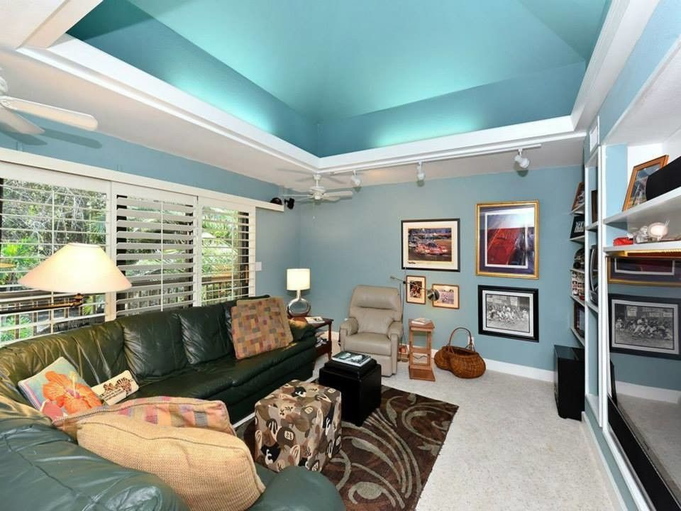 Hindu Temple Tampa for a Eclectic Family Room with a Eclectic and Temple Street by Richard G Allen, Architects, Inc