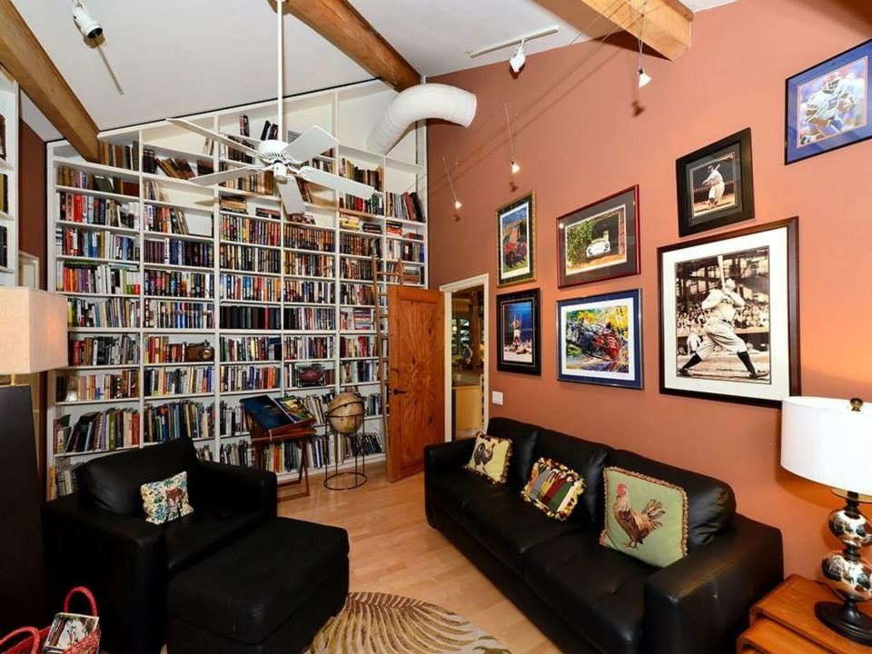 Hindu Temple Tampa for a Eclectic Home Office with a Eclectic and Temple Street by Richard G Allen, Architects, Inc