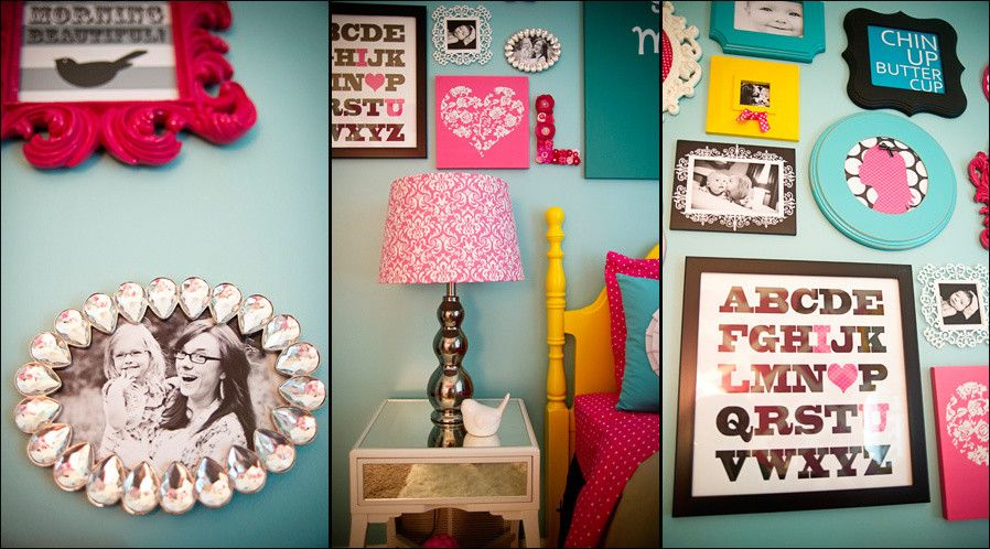 Hobby Lobby Amarillo for a Modern Kids with a Modern and London's Big Girl Room by Ginny Phillips