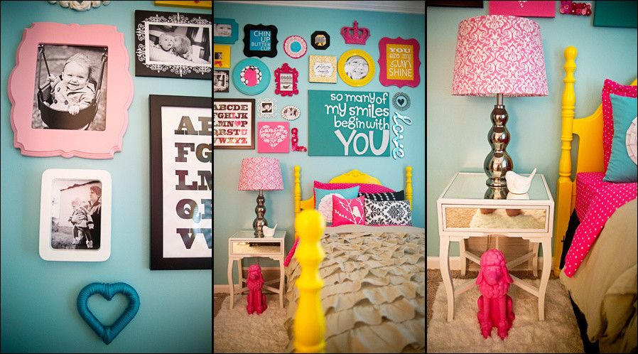 Hobby Lobby Amarillo for a Modern Spaces with a Modern and London's Big Girl Room by Ginny Phillips