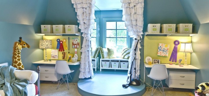 Hobby Lobby Baskets for a Contemporary Kids with a Carpeting and Children's Closets by Organized Living