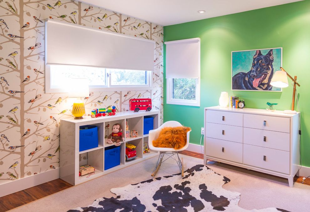 Holy Lamb Organics for a Contemporary Kids with a Los Angeles Interiors and Silver Triangle by Jac Interiors
