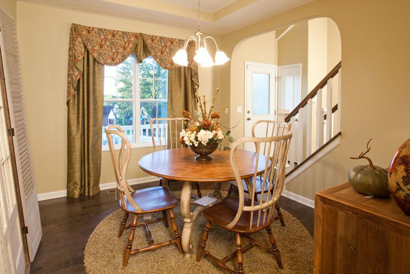 Home Emporium Cincinnati for a Traditional Dining Room with a Traditional and the Citirama Home Show House 2012 by Potterhill Homes by Potterhill Homes, Llc
