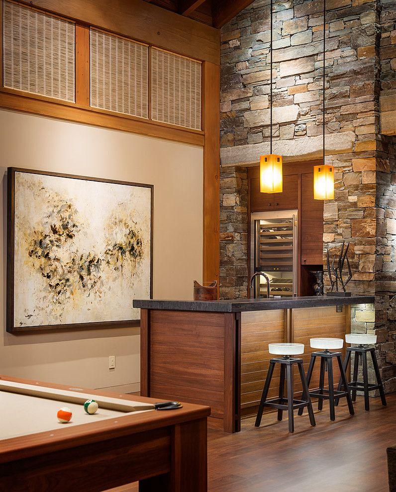 Homesmart Realty for a Contemporary Family Room with a Bar Stool and Contemporary Family Room by Gcid.com