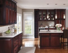 Homesmart Realty for a Transitional Kitchen with a Kitchen Island and Kitchen Cabinets by Capitol District Supply