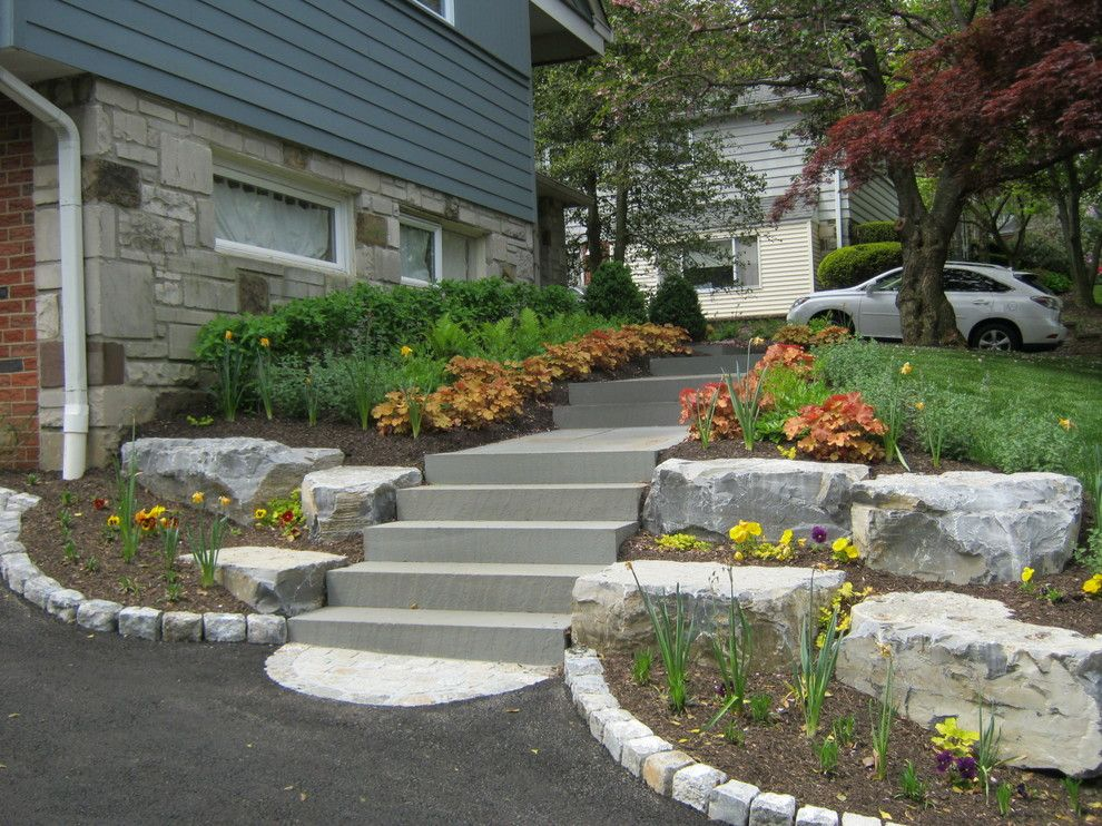 Hometown Property Management for a  Spaces with a Colorful Perennials and U2014 Ale: Private Residence 2 by Pennsylvania Landscape & Nursery Association