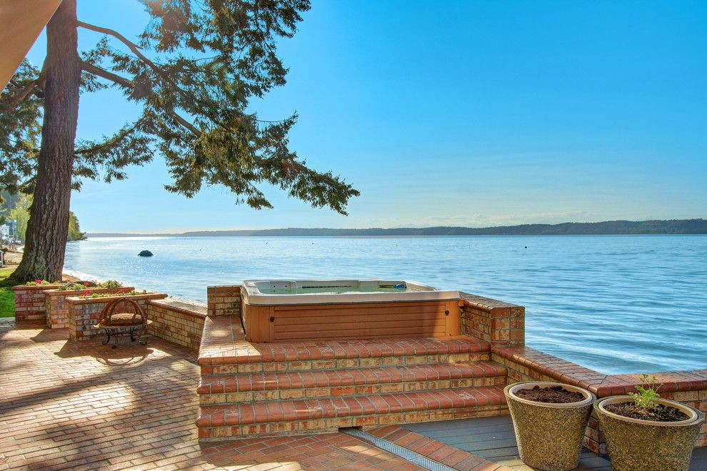 Hot Yoga Federal Way for a Contemporary Patio with a Contemporary and Sold | Contemporary Redondo Waterfront | 200 Sw 292nd St | Federal Way, Wa by Ohrt Real Estate Group   Keller Williams