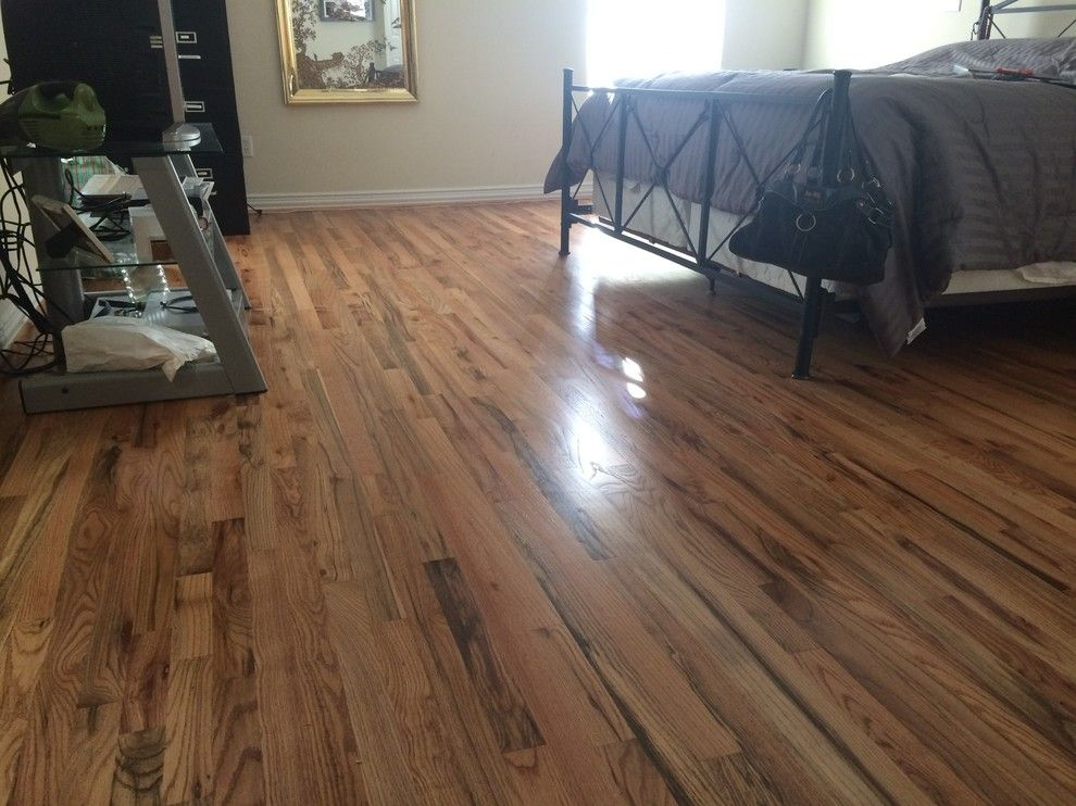 Houston Hardwoods for a Eclectic Spaces with a Refinish Wood Floor and Wood Floor Refinishing Houston by Hardwood Floor Refinishing Specialists