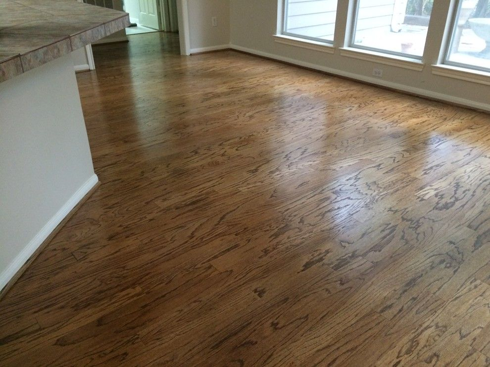 Houston Hardwoods for a Eclectic Spaces with a Refinishing Hardwood Floor Houston and Wood Floor Refinishing Houston by Hardwood Floor Refinishing Specialists