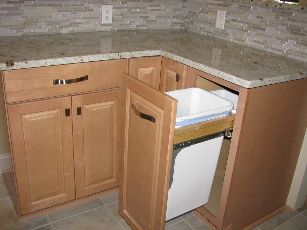 How to Fix Garbage Disposal for a Contemporary Spaces with a Garbage Disposals and Kitchen Remodeling No.7 by Gbc Kitchen and Bath