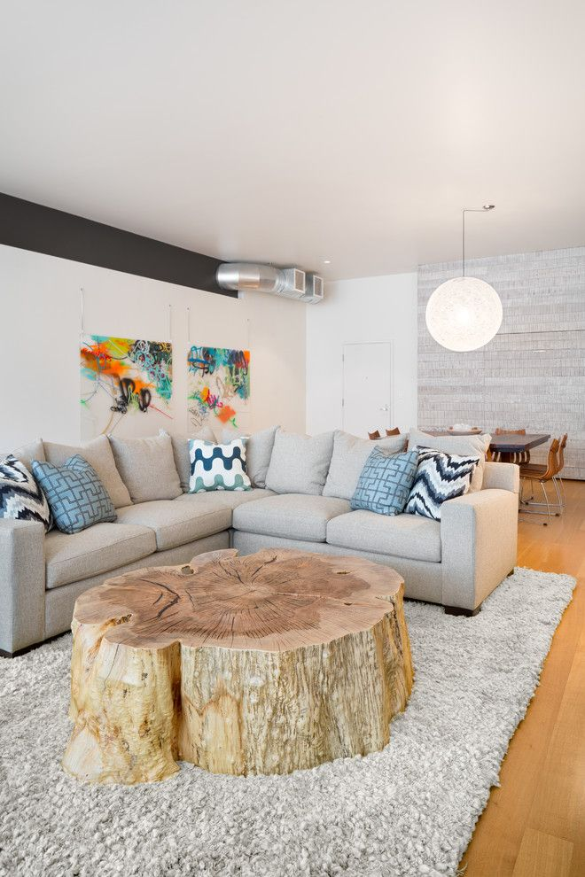 How to Get Rid of Mosquitoes in the House for a Contemporary Living Room with a Exposed Ductwork and Vanillawood by Josh Partee | Architectural Photographer