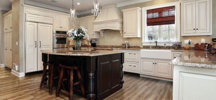 How to Get Rid of Mosquitoes in Your House for a Traditional Kitchen with a Engineered Flooring and Traditional by Floor & Decor