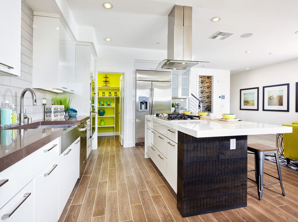 How to Get Rid of Moths in Pantry for a Contemporary Kitchen with a Metal Bar Stools and Westreef, Costa Mesa, Ca by Pinnacle Residential