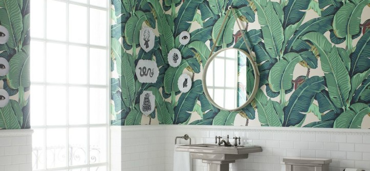 How to Install Pergo Flooring for a Contemporary Bathroom with a Subway Tile and Kohler by Kohler