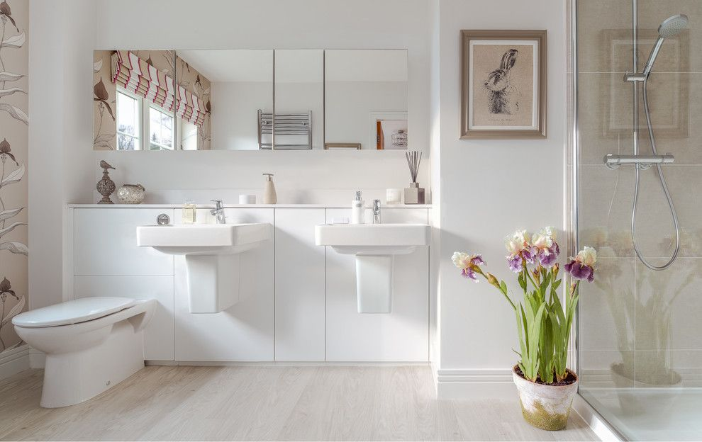 How to Unclog a Bathroom Sink for a Transitional Bathroom with a Master Bathroom and Transitional Bathroom by Zacandzac.co.uk