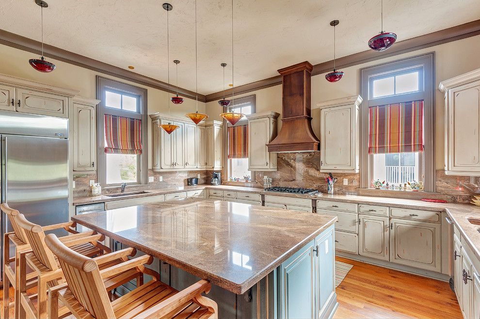 Hpw Real Estate School for a Tropical Kitchen with a Cooktop and 259 Red Cedar Miramar Beach, Fl by Emerald Coast Real Estate Photography