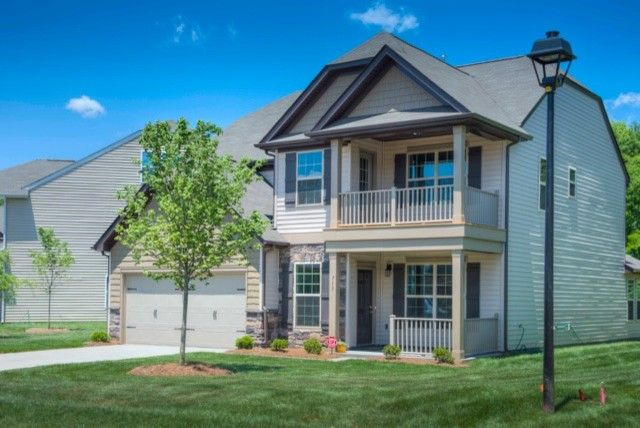 Hyatt Charlotte Nc for a Traditional Exterior with a New Homes Charlotte Nc Xcharlotte North Carolina New Homes and Elegant Exteriors by Eastwood Homes  Charlotte, Nc