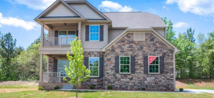Hyatt Charlotte Nc for a Traditional Exterior with a New Homes Charlotte Nc Xcharlotte North Carolina New Homes and Elegant Exteriors by Eastwood Homes- Charlotte, NC