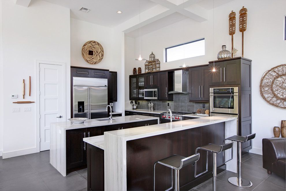 Ibis Golf and Country Club for a Contemporary Kitchen with a Contemporary and Ibis Golf & Country Club by Dreamstar Custom Homes