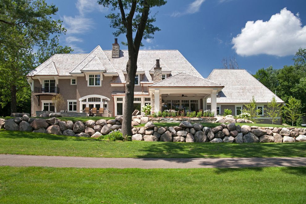 Ibis Golf and Country Club for a Traditional Exterior with a Hip Roof and Interlachen Country Club (Edina) by John Kraemer & Sons