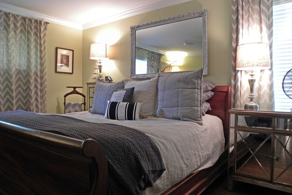 Ikea Dallas Tx for a Traditional Bedroom with a Side Table and Dallas, Tx: James and Lynsey Purl by Sarah Greenman