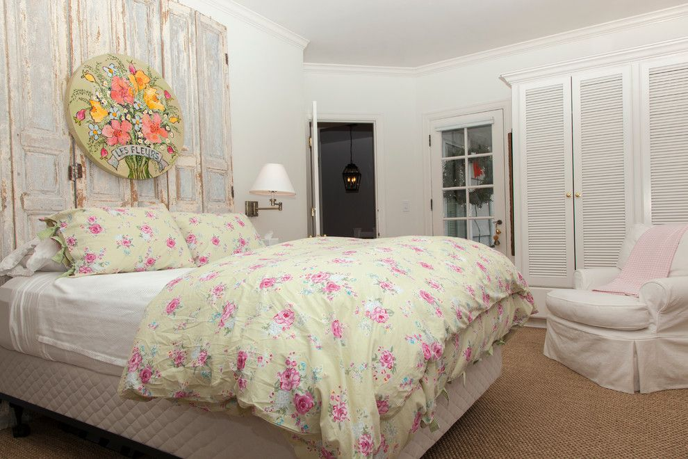 Ikea Duvet Cover for a Traditional Bedroom with a Pink Floral Bedding and Gretchen by Whitney Lyons