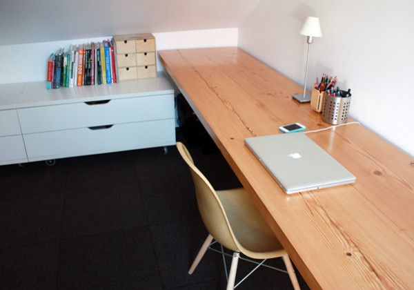 Ikea Hours Seattle for a Modern Home Office with a Eames and Zerbey Remodel by Studio  Zerbey Architecture + Design