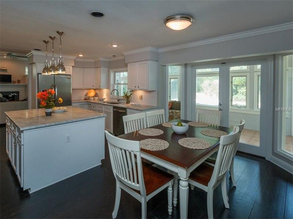 Ikea Orlando Fl for a  Kitchen with a Home Staging and Lake Virginia Shores   Staged to Sell   Winter Park, Fl by Showhomes Orlando Home Staging