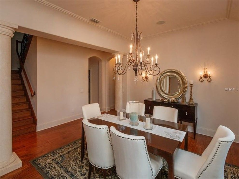 Ikea Orlando Fl for a Mediterranean Spaces with a Home Stagers and Sylvan   Staged to Sell   Winter Park, Fl by Showhomes Orlando Home Staging
