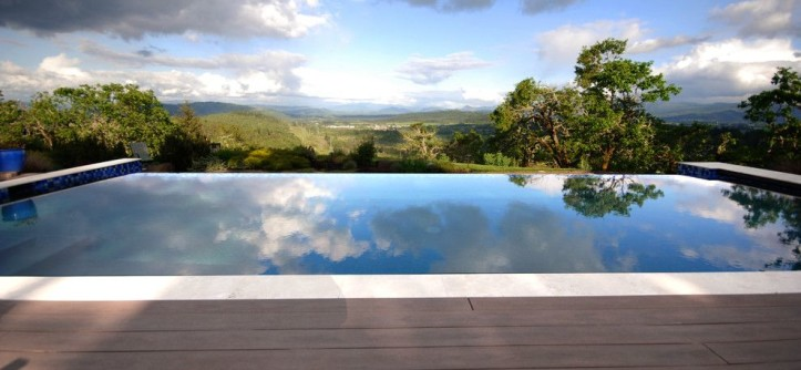 Ikea Portland Oregon for a Modern Pool with a Beautiful Pools and Infinity Pool - Home Builder Oregon by John Webb Construction and Design