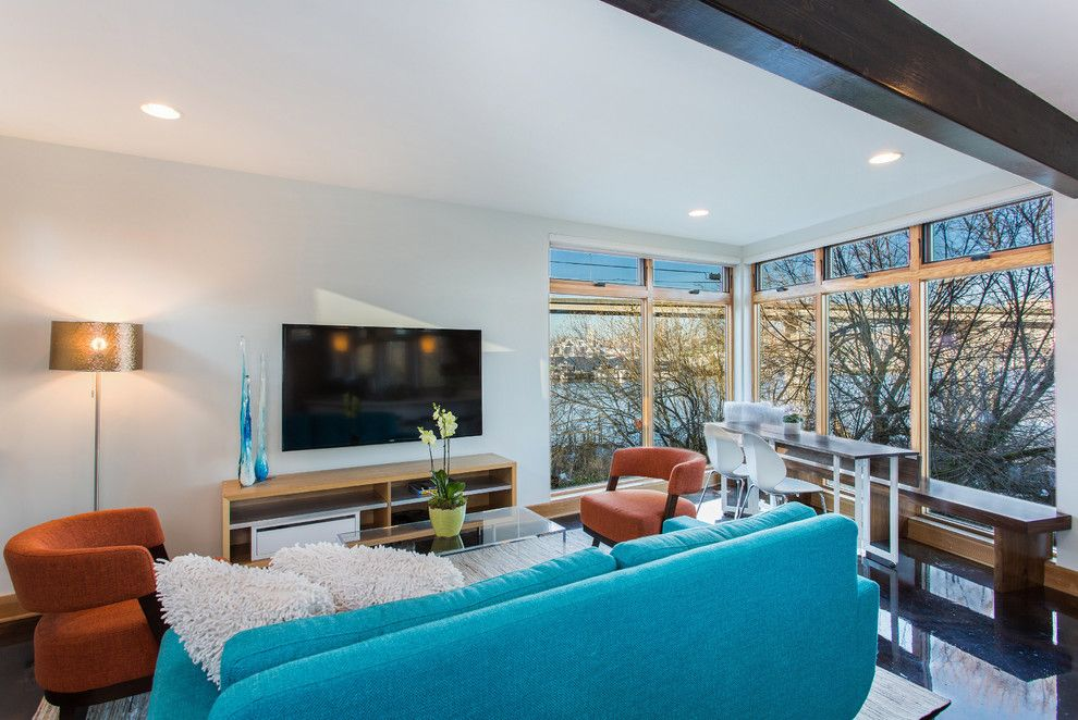 Ikea Seattle Hours for a Contemporary Spaces with a Wood and Montlake Dwelling by May Designs
