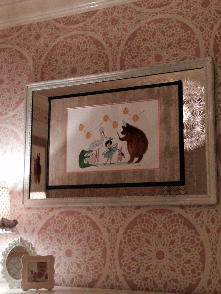 Ikea Sniglar Crib for a Modern Nursery with a Nursery and Nursery by Medford Home Furnishings and the Guiding Light