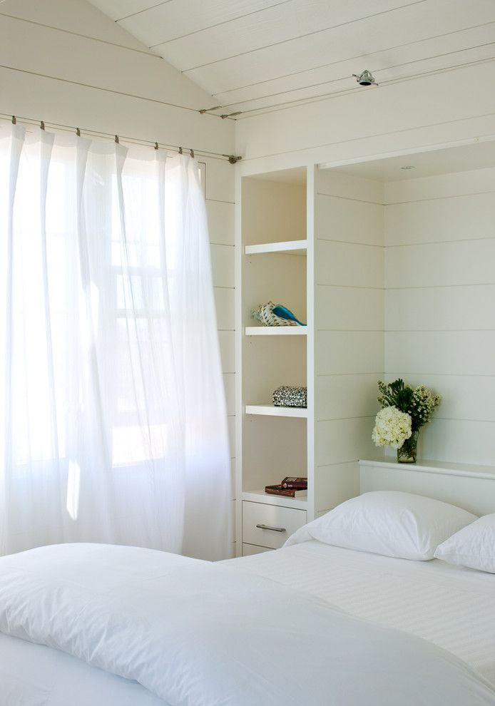 Ikea Stoughton Ma for a Beach Style Bedroom with a Bead Board and Woodmeister Master Builders   Westwind by Woodmeister Master Builders