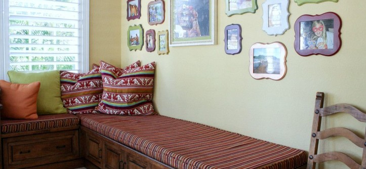 Ikea Sultan Mattress for a Mediterranean Spaces with a Mediterranean and My Houzz: Duncan Residence by Mina Brinkey