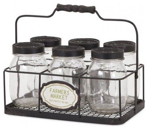 Imax Accessories for a  Kitchen with a Homeclick and Farmhouse