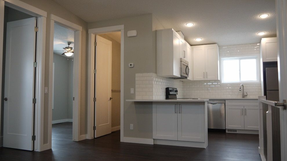 Income Property Hgtv for a Traditional Spaces with a Garage Secondary Suite Income Property and Garage Secondary Suite   Auburn Bay by John Trinh & Associates Inc