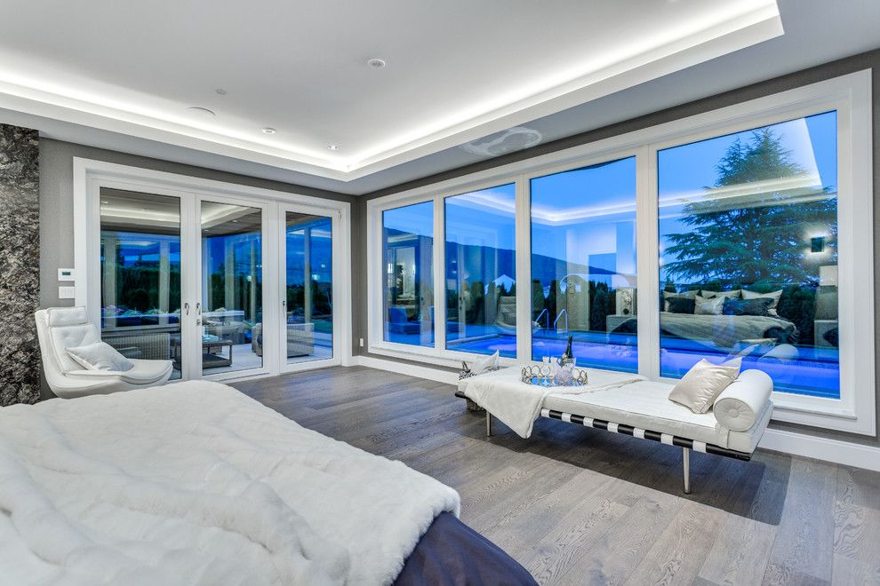 Innotech for a Contemporary Bedroom with a Tilt and Turn Window and Bedrooms | Window + Door Designs by Innotech Windows + Doors