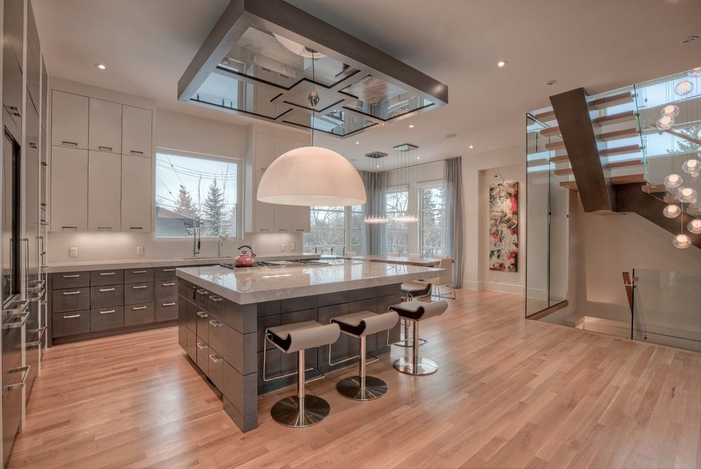 Innotech for a Modern Kitchen with a Tilt and Turn Window and Kitchens | Cooking with Sunlight by Innotech Windows + Doors