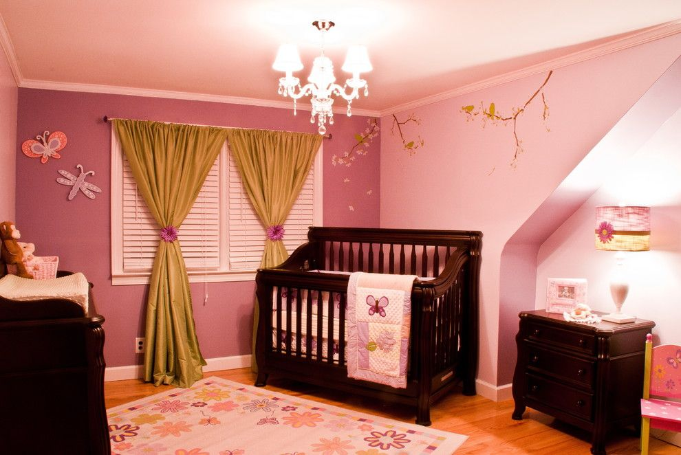 J Geils Band Love Stinks for a Contemporary Nursery with a Wall Decal and Living Spaces by Neecy Patton / Chic Creations