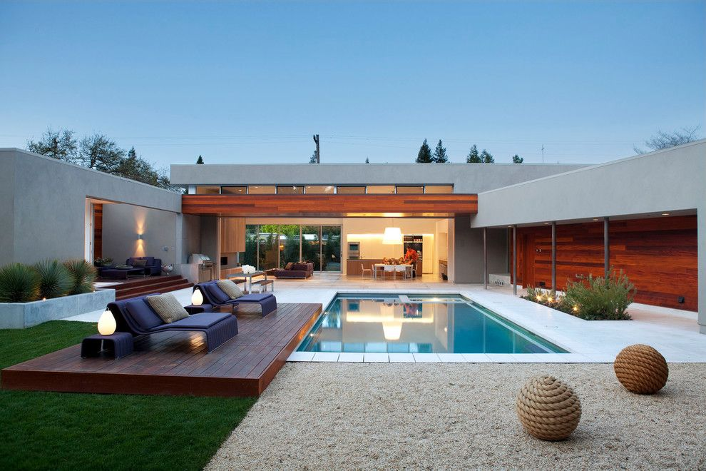 Jackson Hole Golf and Tennis for a Contemporary Pool with a Beautiful Pools and Fleetwood Distinguished Photos by Fleetwood Windows & Doors