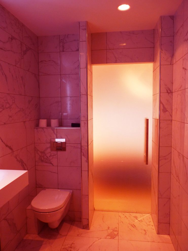Jacobsen Homes for a Contemporary Bathroom with a Relooking and APPARTEMENT ORGANIQUE a NEUILLY by Julien Taub - Architecte DPLG