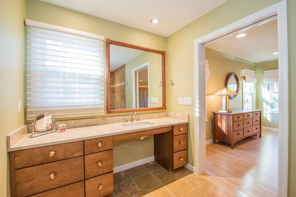 Jmc Homes for a Traditional Bathroom with a Master Suite and Universal Design Master Suite & Bathroom Remodel by Jmc Home Remodeling