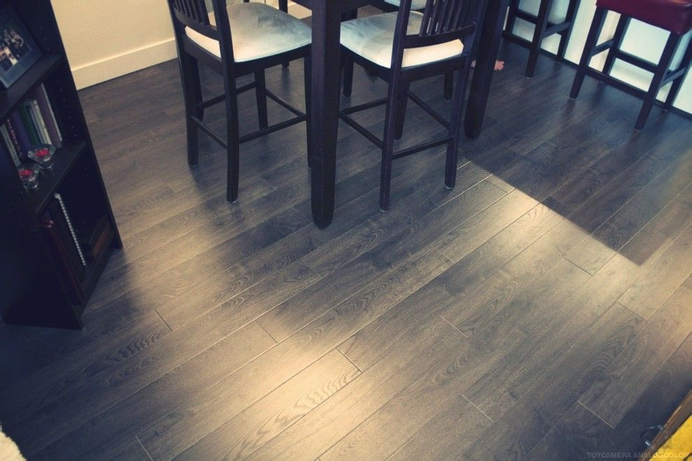 Jolee for a Modern Spaces with a Flooring Installation and the Fraser Street Condo Project by Frontier Flooring