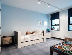 Juju Designs for a Contemporary Kids with a Kids Bed and Rooms by Ducduc