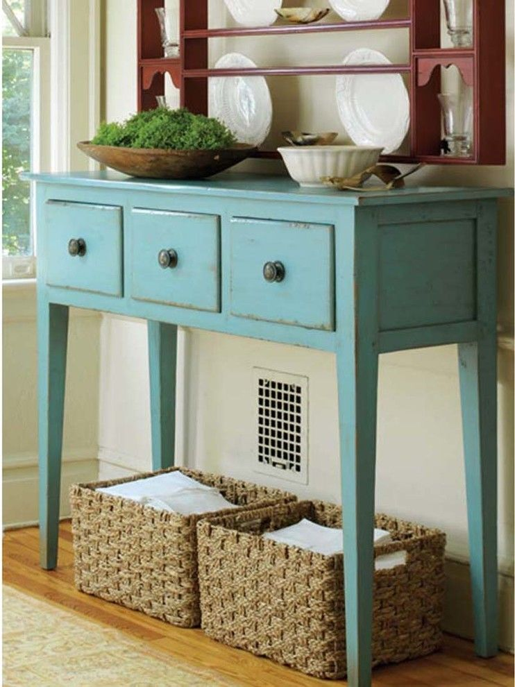 Juke Joint Atlanta for a Beach Style Spaces with a Chateau and Nautical Whimsical Collection by Mallery Hall LLC